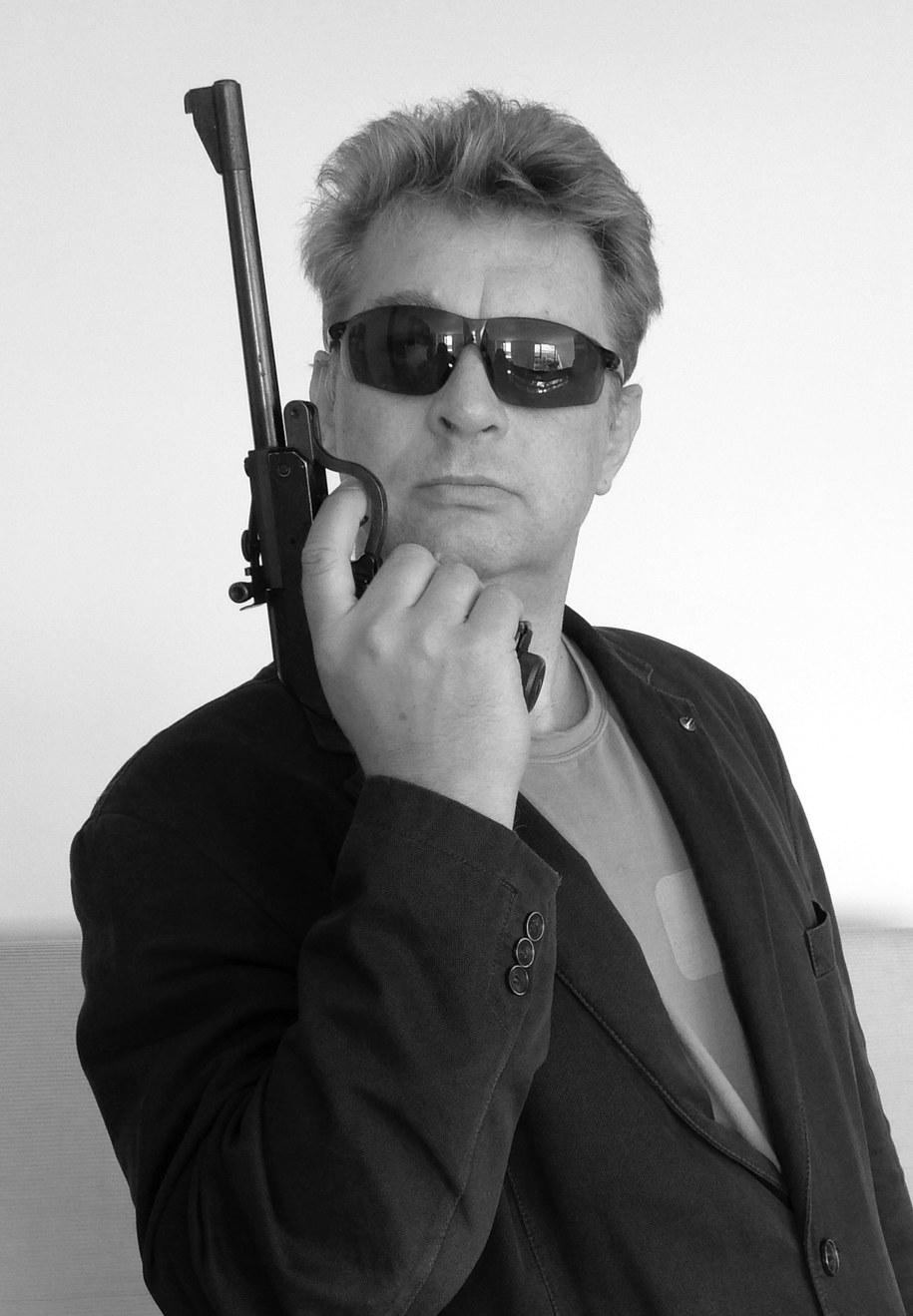 Autor z Łucznikiem /&nbsp /RMF FM
