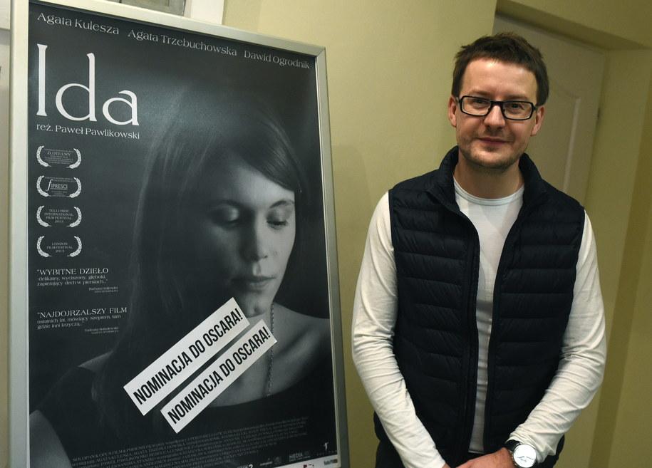 """Autor zdjęć do filmu """"Ida"""" Łukasz Żal /Radek Pietruszka /PAP"""
