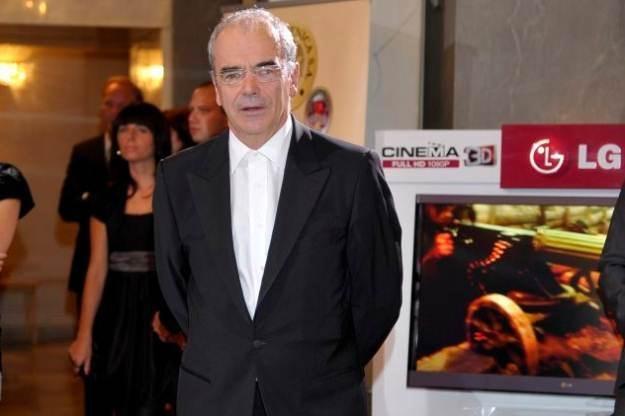 Autorem zdjęć do filmu jest Sławomir Idziak. Zdjęcie z premiery filmu w Warszawie /materiały prasowe