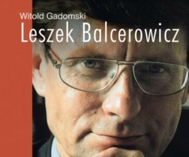 Autorytety: Leszek Balcerowicz