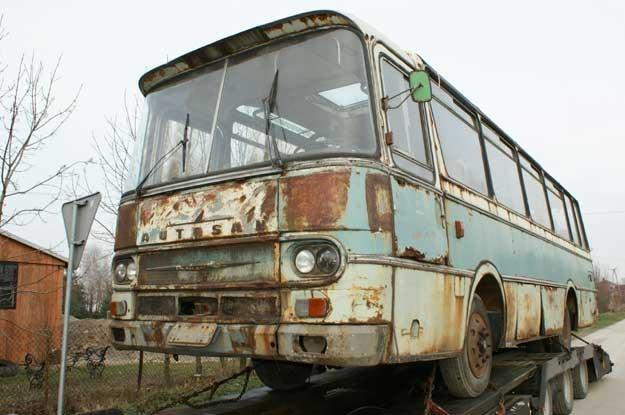 Autosan H9-03 przed... /
