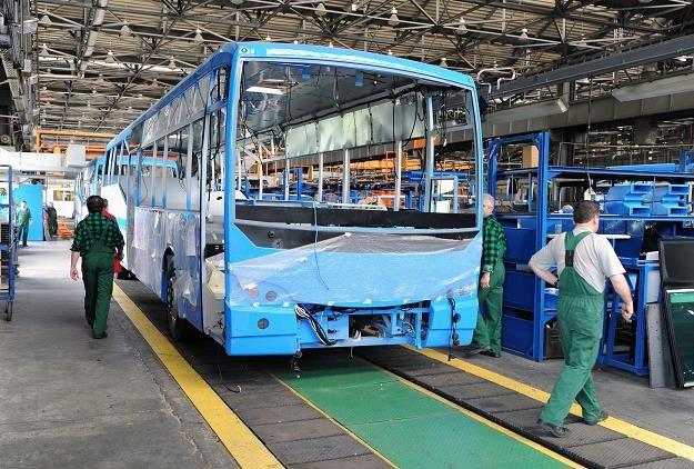 Autosan to drugi po Jelczu producent autobusów, który upadł pod zarządem Zasady /PAP