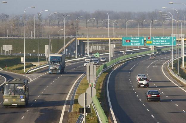 Autostrada A1 / Fot: Łukasz Ostalski /Reporter