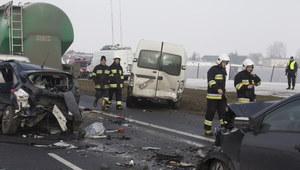Autostrada A1 odblokowana w kierunku Częstochowy