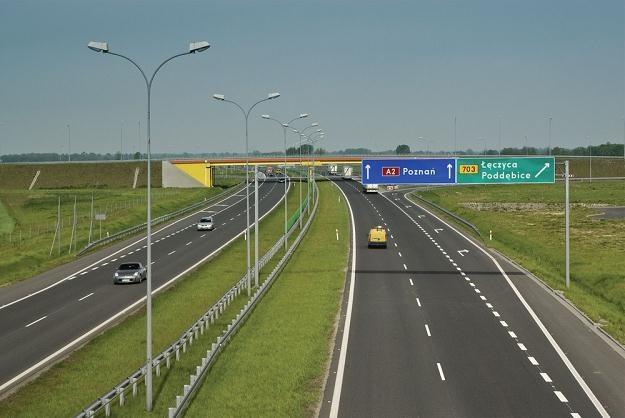 Autostrada A2 będzie dłuższa o 106 km / Fot: Witold Skrzypczak /Reporter