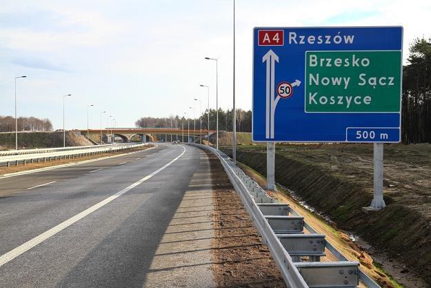 Autostrada A4 zyskała nowy zjazd / Fot: Jan Graczyński /East News