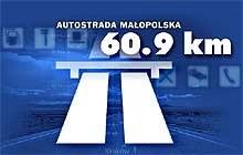 Autostrada Małopolska /INTERIA.PL