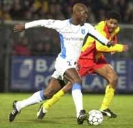Auxerre - Lens 1:0
