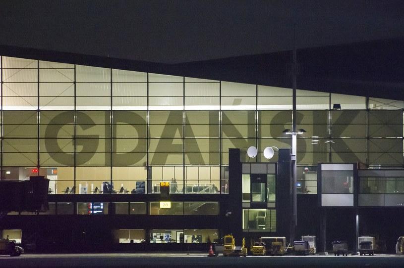 Awantura na gdańskim lotnisku (zdj. ilustracyjne) /Fot. Wojciech Strozyk /Reporter