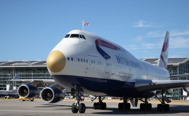 Awantura na pokładzie. Samolot z Londynu do Belfastu opóźniony
