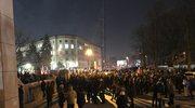 Awantura w Sejmie, protesty w stolicy. RELACJA NA ŻYWO