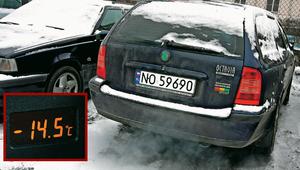 Awaria samochodu zimą? To może być wina mrozu lub śniegu