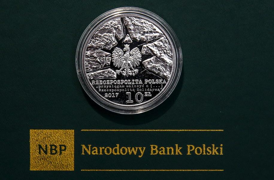 Awers monety /Rafał Guz /PAP
