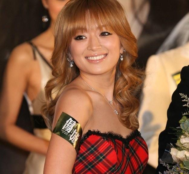 Ayumi Hamasaki sprzedała ponad 50 milionó płyt - fot. MN Chan /Getty Images/Flash Press Media