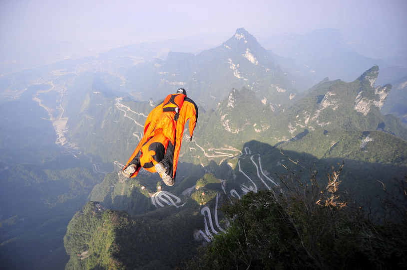 Aż 20 proc. populacji Chin zamieszkuje tereny górzyste /AFP