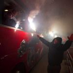Aż 52 kibiców aresztowanych za bójkę przed meczem LM w Charkowie