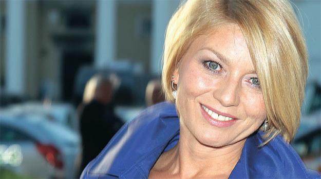 """""""Aż po sufit!"""": Edyta Olszówka zagra jedną z głównych ról w tej rodzinnej sadze /AKPA"""
