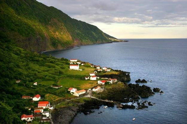 Azory - zielona wyspa /123/RF PICSEL