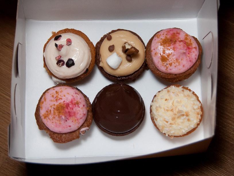 Babeczki z Cupcake Sthlm  /The New York Times Syndicate