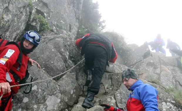 Babia Góra: Szczęśliwy finał poszukiwań trójki zagubionych turystów