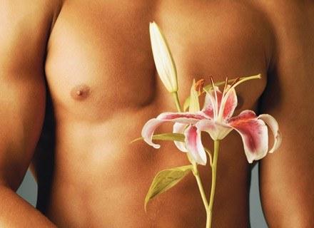 Bądź jak kwiat w ramionach silnego mężczyzny. /ThetaXstock