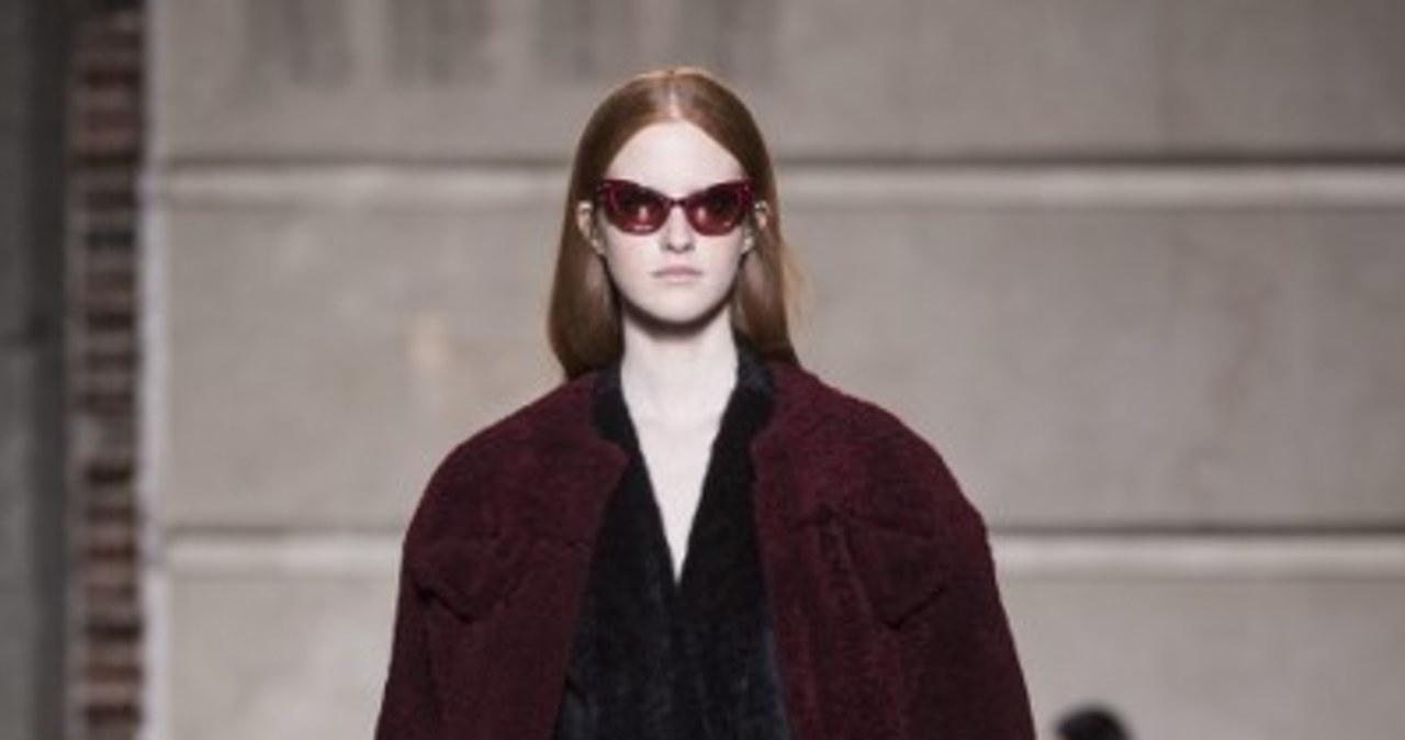 Bądź modna - pożycz od męża za duży płaszcz!