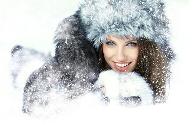 Bądź piękna zimą! /123RF/PICSEL