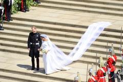 Bajkowa ceremonia ślubna księcia Harry'ego i Meghan Markle
