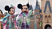 Bajkowa parada w Disneylandzie