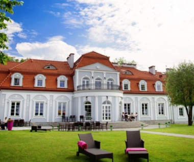 Bajkowy pałac
