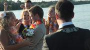 """Bajkowy ślub w """"Przyjaciółkach"""""""