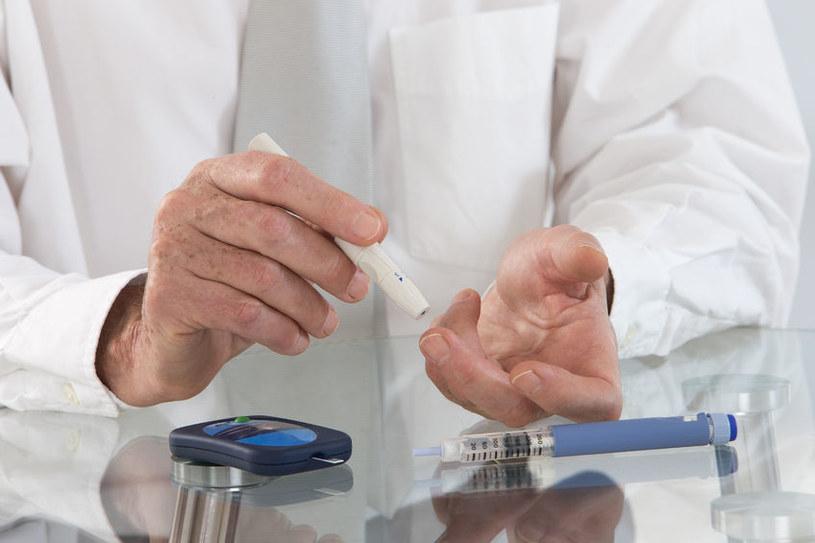Bakterie mogą wywoływać cukrzycę /123RF/PICSEL