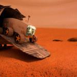 Bakterie to problem podczas misji na Marsa