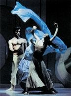 Balet: Burza wg Szekspira, choreografia Glen Tetley /Encyklopedia Internautica