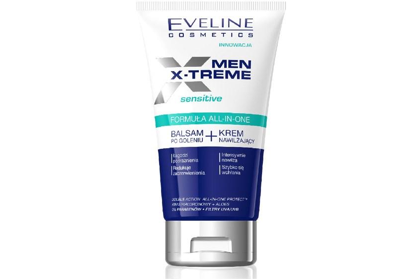 Balsam po goleniu + Krem nawilżający Eveline Cosmetics /INTERIA.PL/materiały prasowe