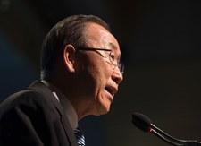 Ban Ki Mun upomina Rosję i USA w sprawie Syrii