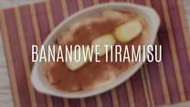 Bananowe tiramisu – szybki przepis