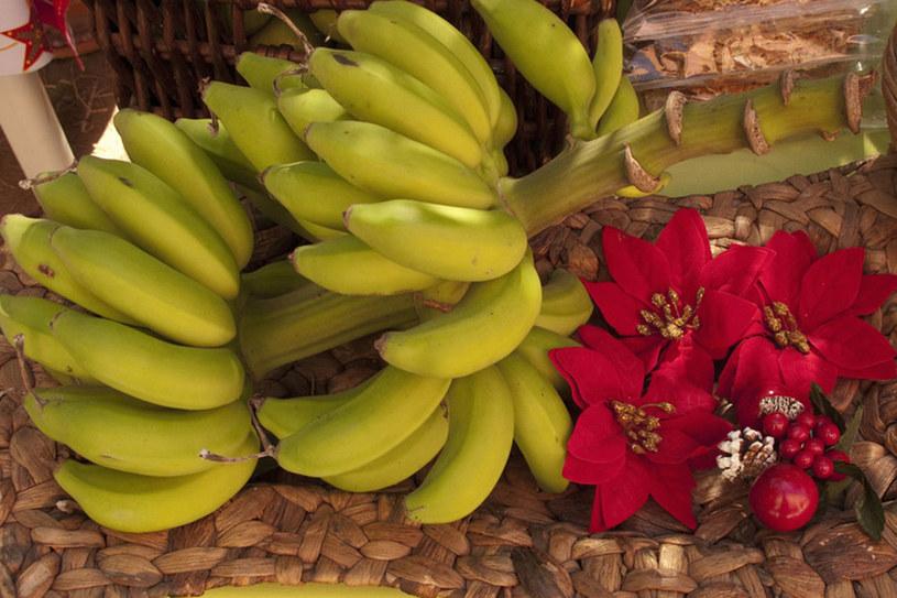 Banany są źródłem wielu witamin i składników odżywczych /© Photogenica/Glow Images