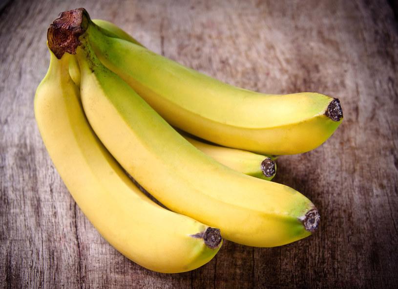 Banany - smaczne i zdrowe /123RF/PICSEL