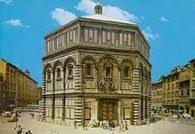 Baptysterium przy katedrze Santa Maria del Fiore, Florencja /Encyklopedia Internautica