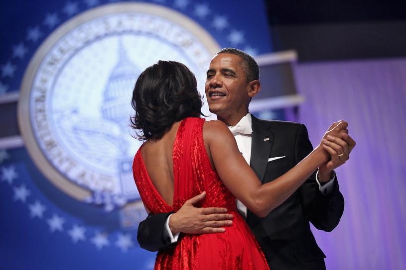 Barack i Michelle Obama /Chip Somodevilla /Getty Images
