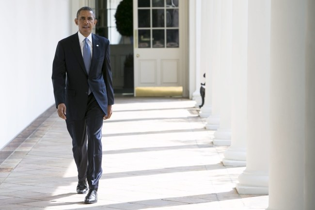Barack Obama będzie nadal przekonywał do interwencji w Syrii. /KRISTOFFER TRIPPLAAR /PAP