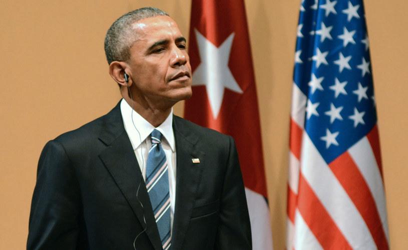 Barack Obama: Historia oceni Fidela Castro /AFP