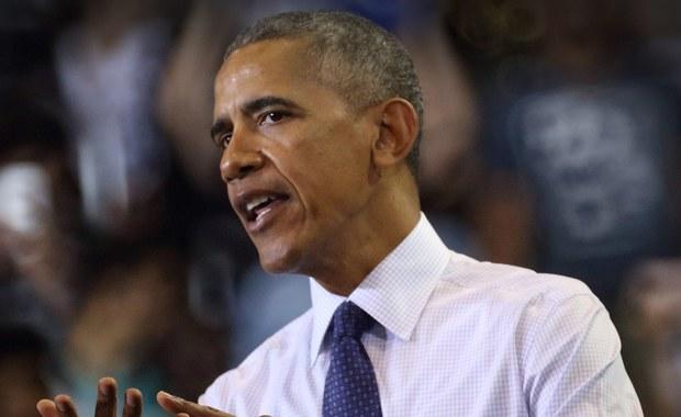 Barack Obama jest mistrzem w robieniu rzeczy po raz pierwszy!