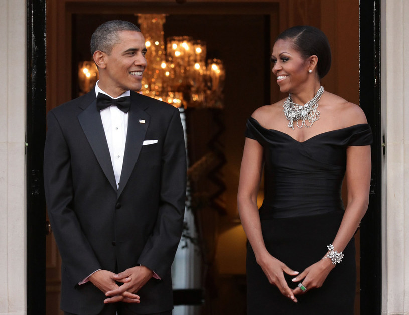 Barack Obama, Michelle Obama /Getty Images