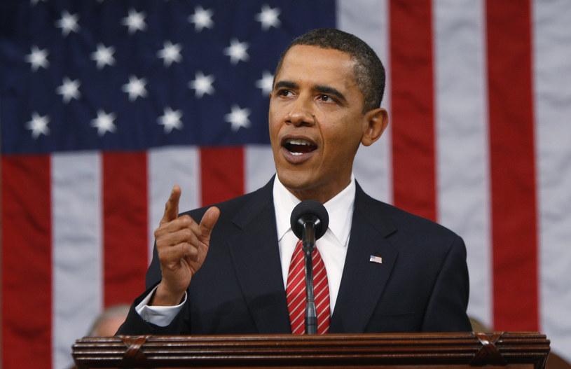 """Barack Obama obiecywał """"zwiększenie ochrony"""" danych obcokrajowców /AFP"""