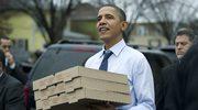 Barack Obama robi zakupy przed Bożym Narodzeniem
