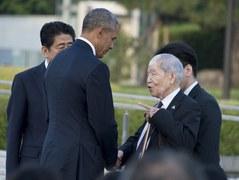 Barack Obama z wizytą w Hiroszimie