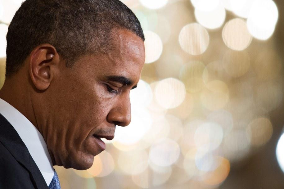 Barack Obama /DREW ANGERER /PAP/EPA