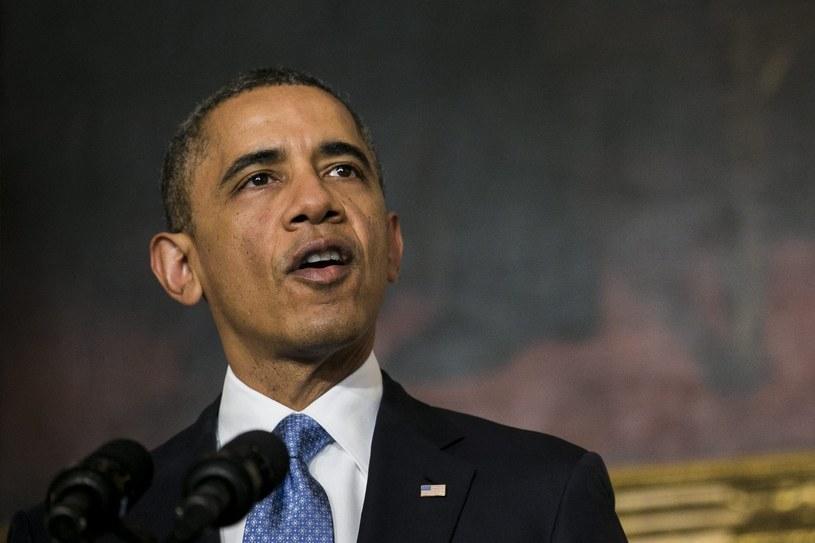Barack Obama /PAP/EPA